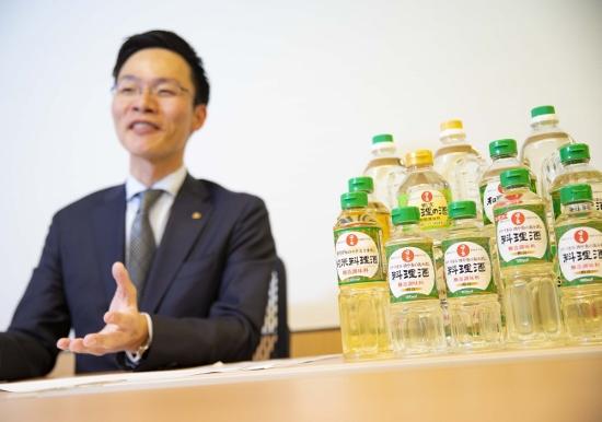隠れたヒット商品「日の出料理酒」なぜ人気?国内トップメーカーの秘密
