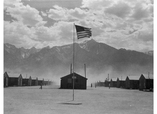 米国が封印、日系移民を砂漠の強制収容所に隔離した歴史…財産や住居をすべて没収