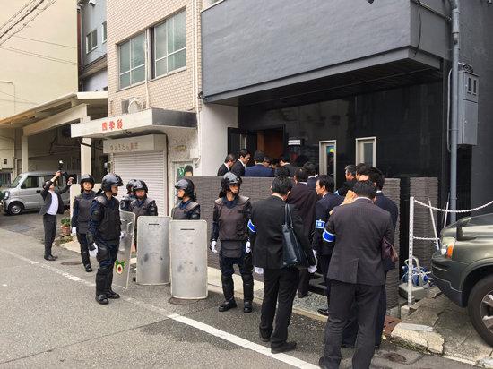 神戸山口組と任侠山口組、本部事務所をめぐる当局との攻防…新本部へガサ入れの狙い