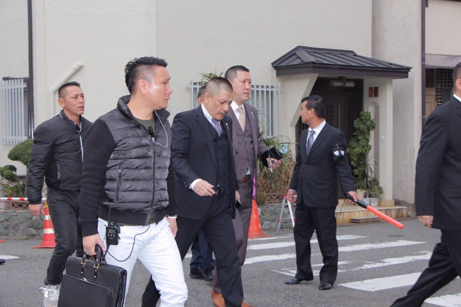 任侠山口組が2019年本格始動……「松本のカリスマ」といわれる武闘派若手組長が直参昇格