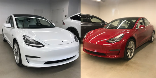 テスラ「モデル3」に試乗!日産「リーフ」やガソリン車など比較にならない異次元の加速に興奮