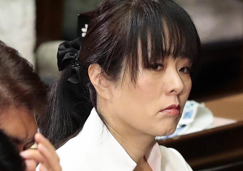 杉田水脈議員、国会で野党議員の傍聴を妨害か…永田町で問題視する声も