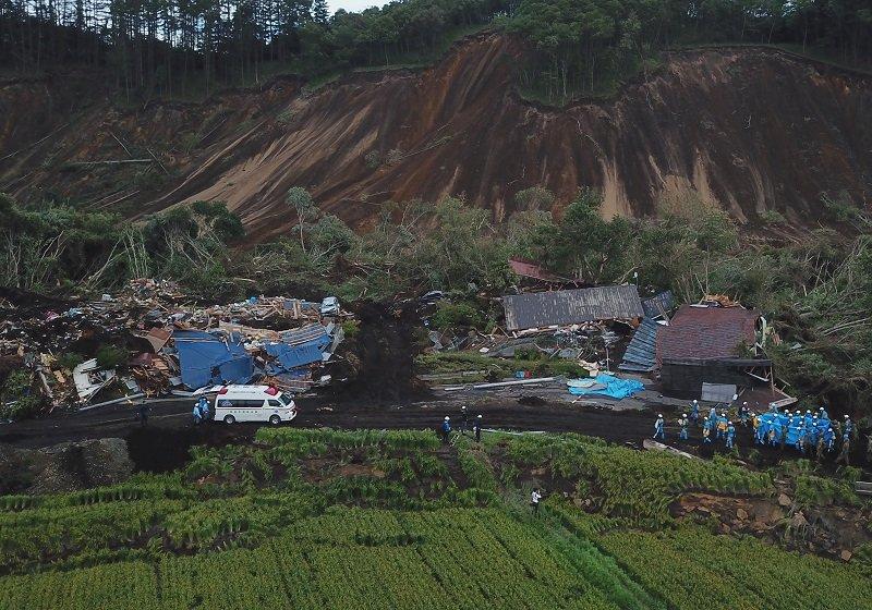北海道地震、熱エネルギー伝達が原因との見方も…来年前半に首都圏直下型地震発生の予測