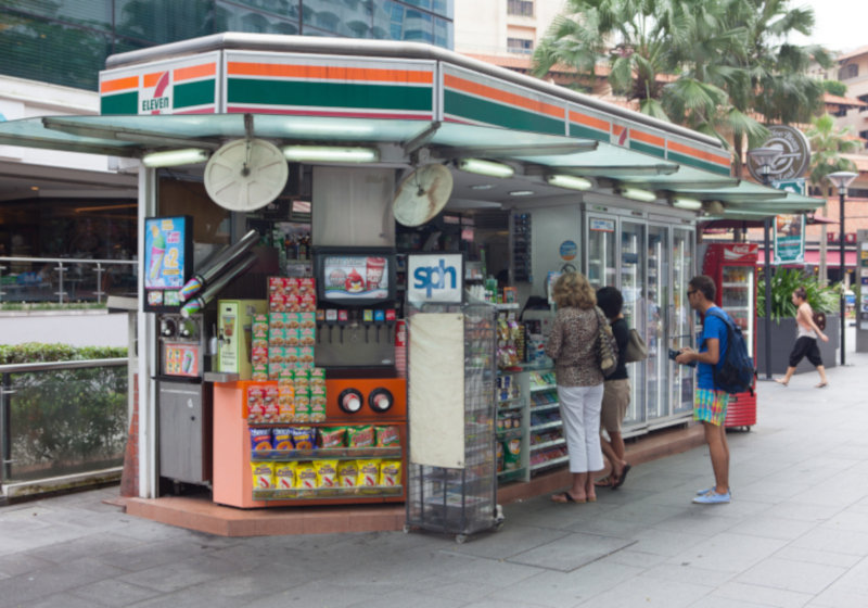 店員が大声で談笑のフィリピンのセブンが急成長…客も店員もギスギスする日本のコンビニ