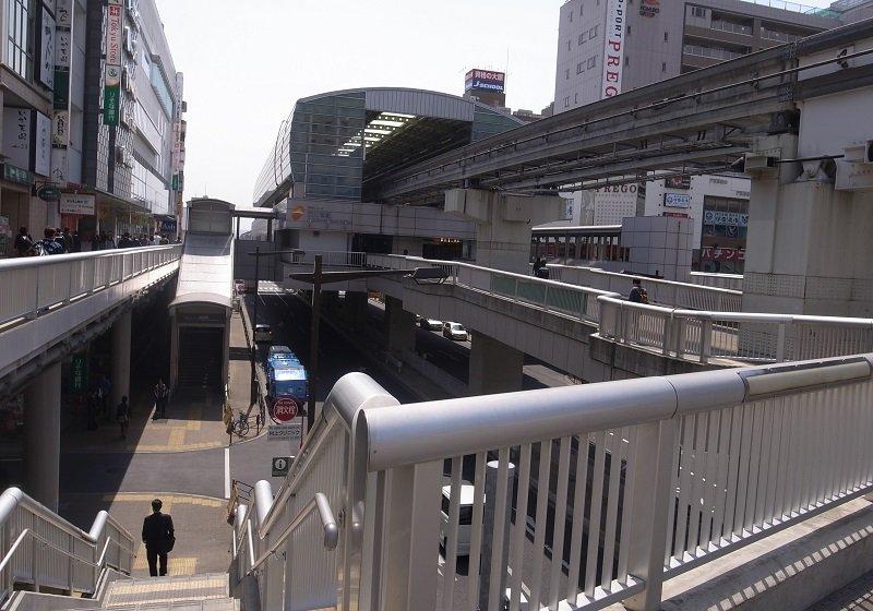 東京・立川、米軍基地と大量の洋娼によって発展した街の歴史