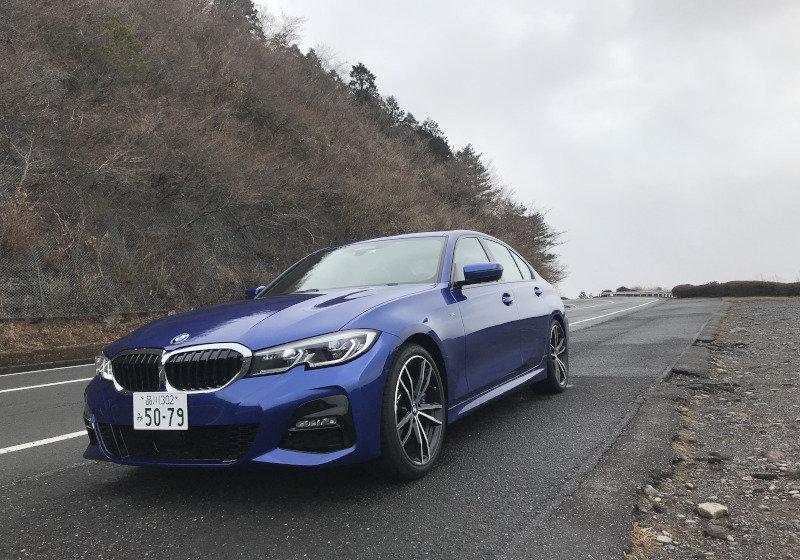BMW「3シリーズ」全面改良版を徹底解剖!度肝を抜く加速感&フットワークに感動