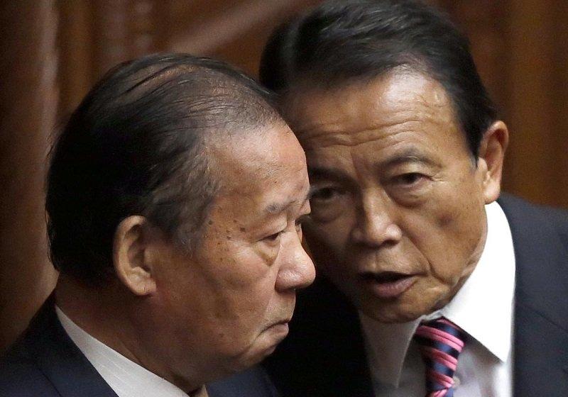 自民党、78歳・麻生太郎氏と80歳・二階俊博氏、日本の政治を牛耳る2人の対立激化