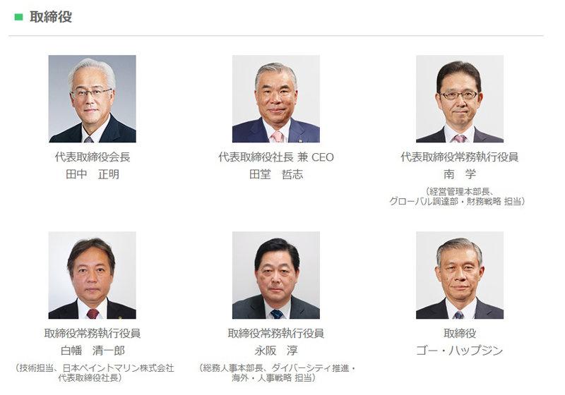 """日本ペイント、外資に実質""""乗っ取られる""""までの顛末…経産省と大ゲンカした人物が会長就任"""