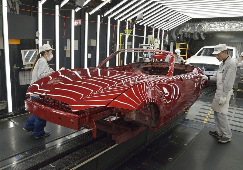 マツダ、世界がひれ伏すデザイン美を支える、世界最強の「金型製作部」