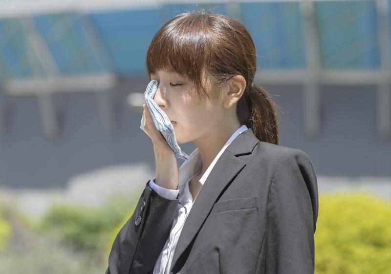 春の汗は1年で一番臭い!ニオイを防ぐ方法、○○を食べるとより臭くなる?