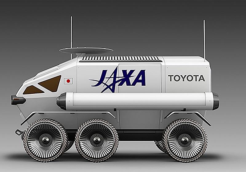 トヨタとJAXA、共同で月面用車両を開発…日本勢の技術結集で宇宙開発が加速か