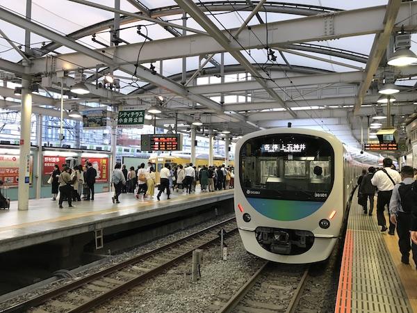 残念な西武新宿線…乗り換え難しい、相互乗り入れナシ、駅ナカショボい、その理由を考察の画像1