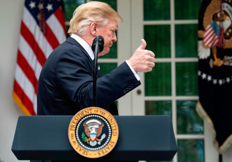 米国・トランプ大統領、来日は完全成功…安倍首相に花持たせ、今後の日米交渉を有利に展開