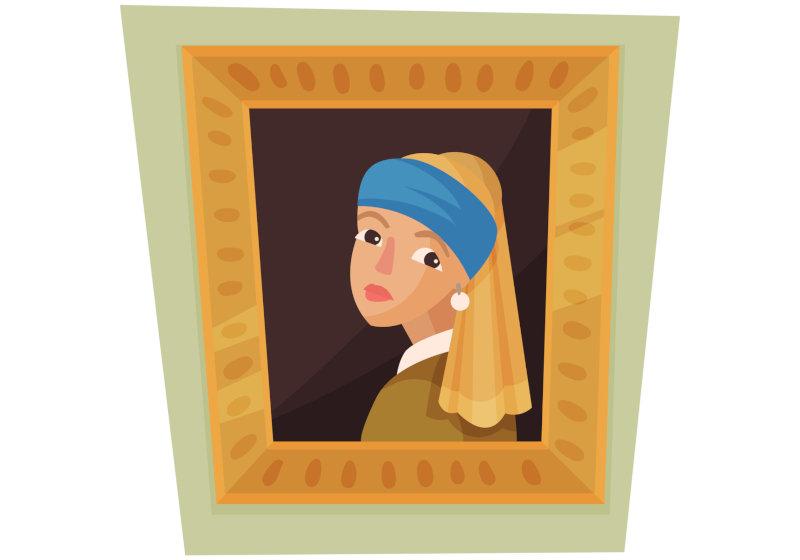 150億円のフェルメールの最高傑作絵画が、偶然を重ね今まで残存した驚きの理由の画像1