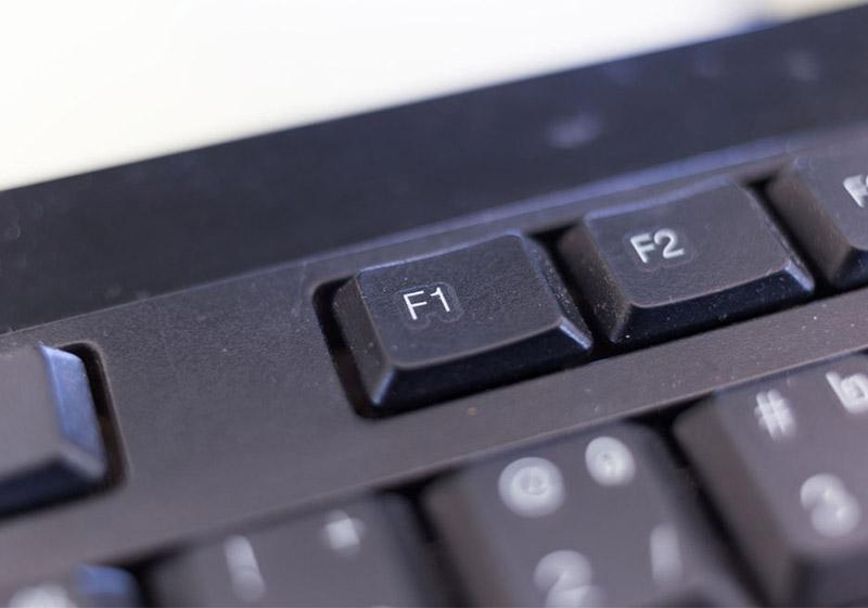 【Windows】パソコンのファンクションキー(F1~F12)ってどう使えばいいの?