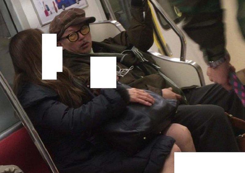 """田代まさし、電車内で突然""""奇行""""?乗客も騒然の画像1"""