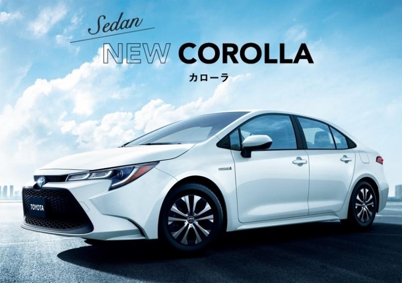"""トヨタ新型カローラ、3ナンバーで""""脱大衆車""""のワケ…セダン、もはや""""特殊な車""""に?の画像1"""
