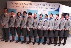"""潜入!ANAのド迫力CAコンテスト JAL抜き業界トップ躍進の秘密は""""現場力"""""""