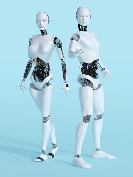 受付ロボットは女性差別を助長する!? 世界で起きるAIロボット「ジェンダー論争」の画像1