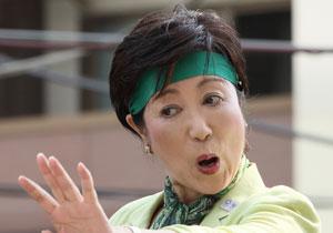 小池百合子氏、池上彰に猛反論…自民党を公然と批判「東京から過疎地に金を配る方を担いだ」