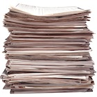 大手新聞社、紙の発行部数は水増し、ウェブ版は水減らし!?