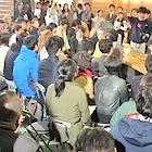 村上春樹最新小説が本日発売 前日深夜カウントダウンイベント、多数のファンで活況
