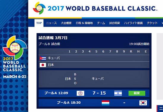WBC日本の開幕戦に黄信号? 勝ち越しているキューバ相手も韓国に続き敗北の不安が......