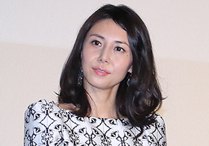 松嶋菜々子結婚 反町隆史
