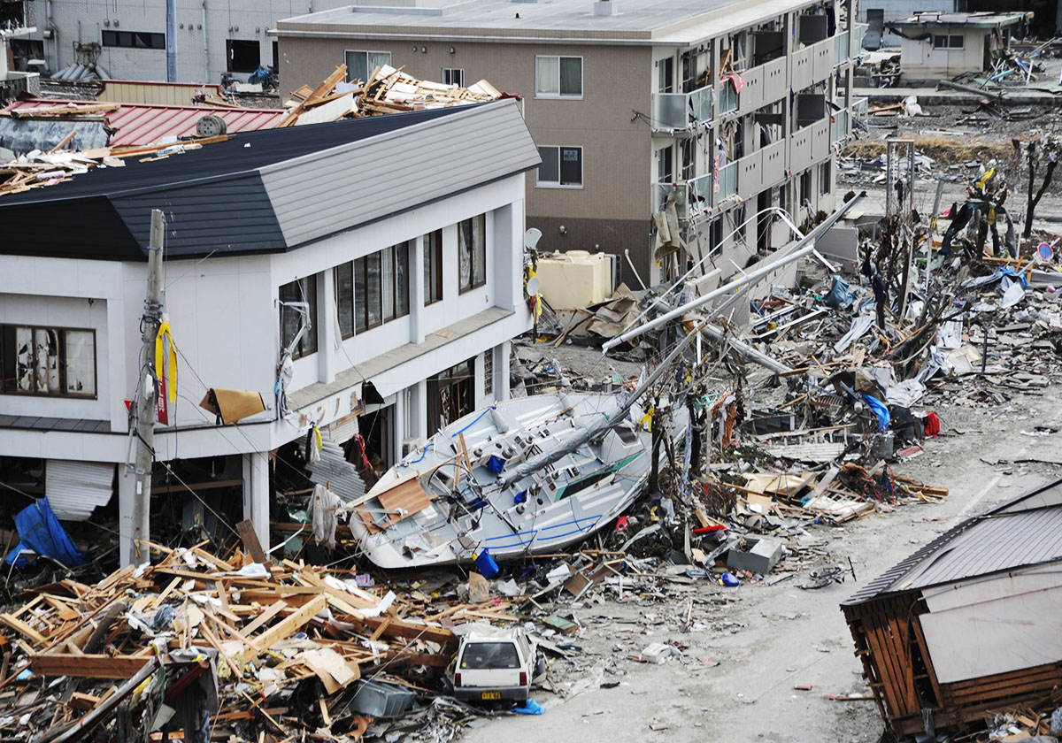 大震災 死者 東北