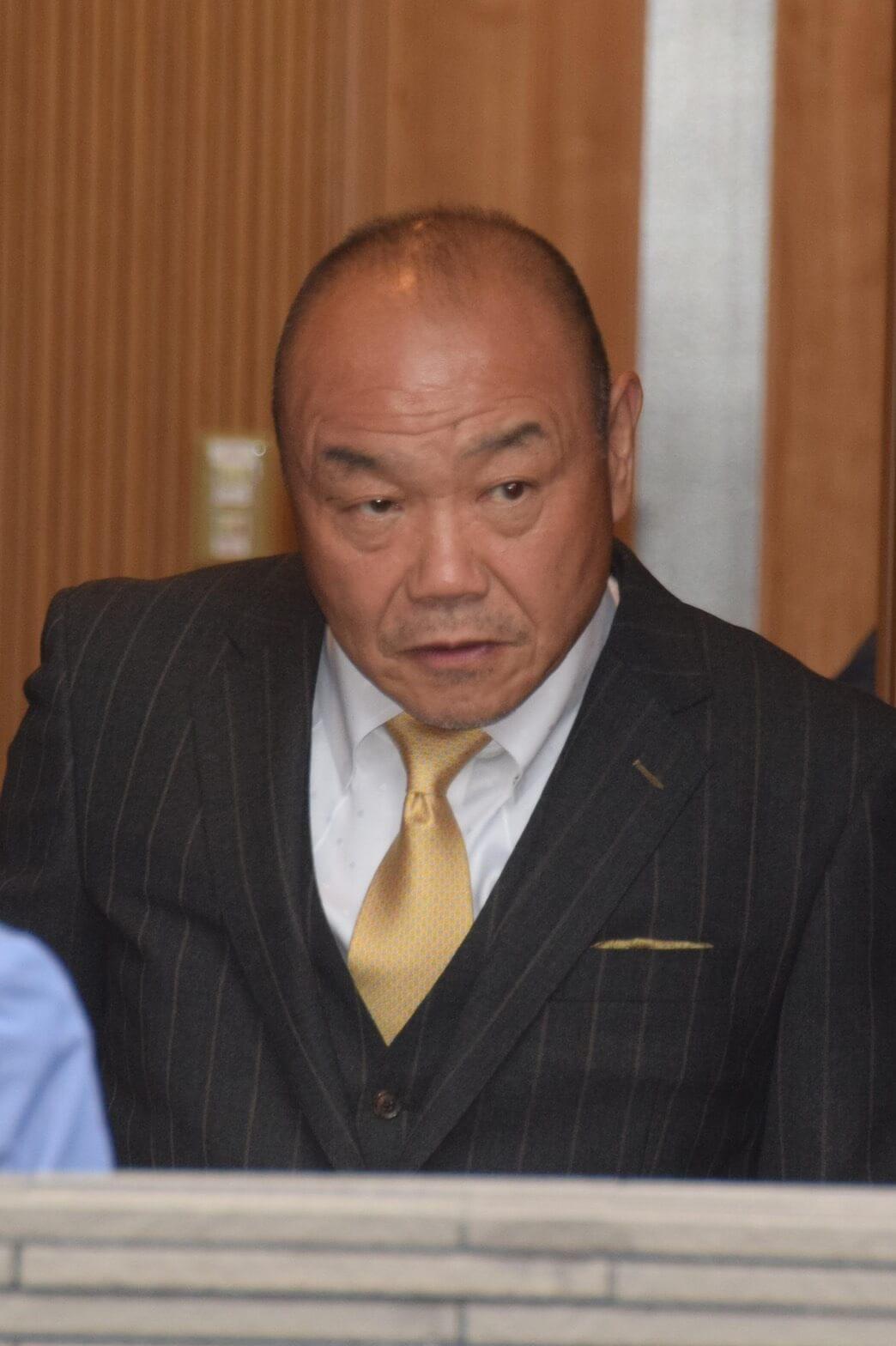 組 中田 浩司 山健